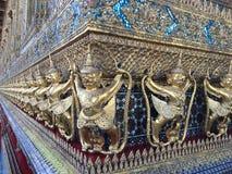 Templo em Royal Palace em Banguecoque Imagens de Stock Royalty Free