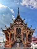 Templo em Tailândia Fotografia de Stock Royalty Free