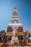 Templo em Tailândia imagens de stock
