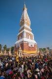 Templo em Tailândia fotos de stock