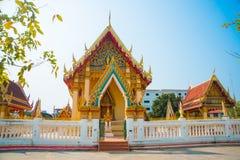 Templo em Tailândia Fotografia de Stock