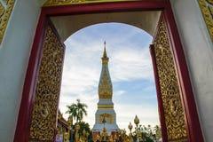 Templo em Tailândia Fotos de Stock Royalty Free