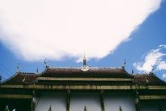 Templo em Tailândia Imagem de Stock Royalty Free