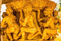Templo em Tailândia do norte 5 Imagem de Stock