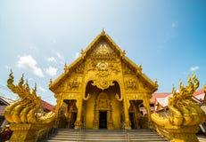 Templo em Tailândia do norte 2 Fotografia de Stock Royalty Free