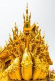 Templo em Tailândia do norte 3 Fotos de Stock Royalty Free