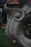 Templo em Uthai Thani, Tailândia fotografia de stock