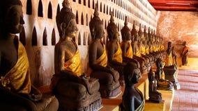 Templo em Vientiane, Laos Imagem de Stock Royalty Free