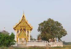 Templo em Wat Son Di Si Charoen Imagem de Stock