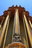 Templo en Bangkok Foto de archivo libre de regalías