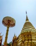 Templo en Chiang Mai Foto de archivo