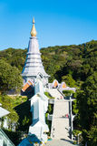 Templo en Chiang Mai, Tailandia Imagen de archivo libre de regalías