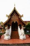 Templo en Chiang Rai Imágenes de archivo libres de regalías