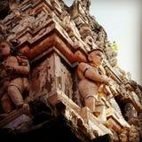 Templo en Chilaw Fotografía de archivo