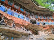 Templo en China Foto de archivo libre de regalías