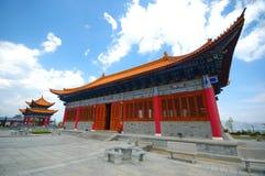 Templo en Dali Fotos de archivo