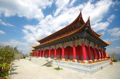 Templo en Dali Foto de archivo