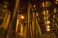 Templo en el €Ž de Chiang Mai Thailandâ Fotos de archivo libres de regalías