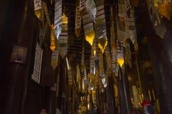 Templo en el €Ž de Chiang Mai Thailandâ Foto de archivo