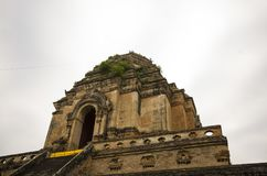 Templo en el €Ž de Chiang Mai Thailandâ Imagen de archivo libre de regalías