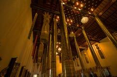 Templo en el €Ž de Chiang Mai Thailandâ Imagenes de archivo