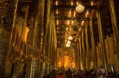Templo en el €Ž de Chiang Mai Thailandâ Foto de archivo libre de regalías
