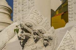 Templo en el €Ž de Chiang Mai Thailandâ Imagen de archivo