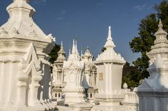 Templo en el €Ž de Chiang Mai Thailandâ Imágenes de archivo libres de regalías