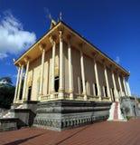 Templo en el kratie, Camboya imagen de archivo