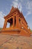 Templo en el ramintha 109 Royal Palace Foto de archivo libre de regalías