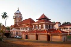 Templo en Goa imágenes de archivo libres de regalías