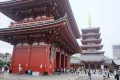 Templo en Japón fotos de archivo libres de regalías