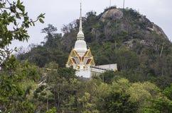 Templo de Khao Takiab Fotos de archivo