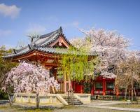 Templo en Kyoto Imagen de archivo libre de regalías