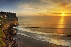 Templo en la isla de Bali Imagenes de archivo