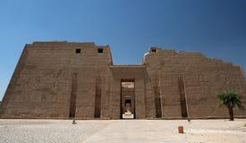 Templo en Luxor Fotos de archivo libres de regalías