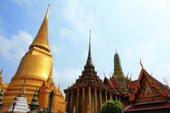 Templo en palacio magnífico Fotos de archivo libres de regalías