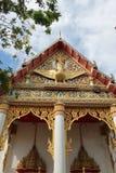 Templo en Phuket, Tailandia Imagenes de archivo