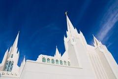 Templo en San Diego foto de archivo libre de regalías