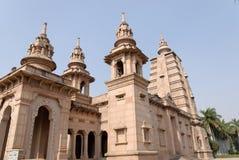 Templo en Sarnat, la India fotografía de archivo