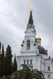 Templo en Sochi Imagenes de archivo