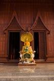 Templo en Tailandia Fotografía de archivo libre de regalías