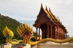 Templo en Tailandia Fotos de archivo libres de regalías