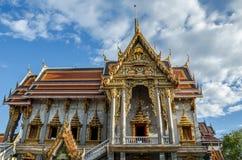 Templo en Tailandia Imagenes de archivo