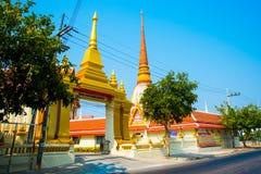 Templo en Tailandia Imagen de archivo libre de regalías