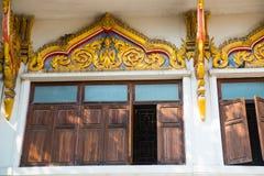 Templo en Tailandia Foto de archivo