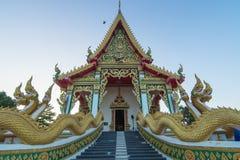 Templo en Tailandia Foto de archivo libre de regalías
