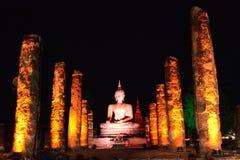Templo en Tailandia Fotos de archivo
