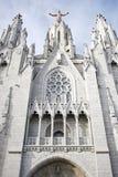 Templo Expiatorio del Sagrado Corazón Royalty Free Stock Image