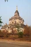 Templo Gawdaw Palin Foto de Stock Royalty Free